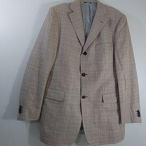 Mens Selbach Davidoff suit jacket